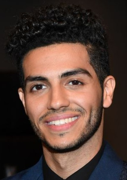 Mena Massoud as Horus in Kane Chronicles Fan Cast!