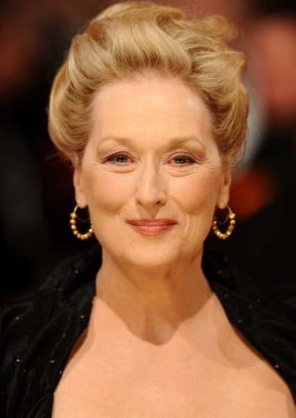 Meryl Streep as Isabel in Aqui no hay quien viva international