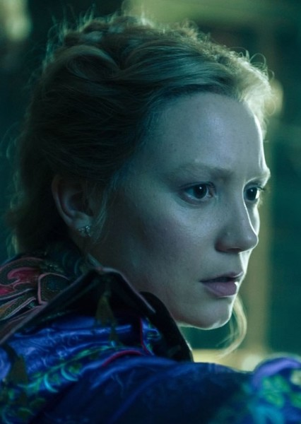 Mia Wasikowska as Lira Condors in The Cycle Of Arawn Trilogy