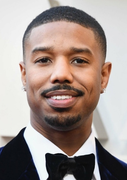 Michael B. Jordan as Erik Killmonger in Black Panther: Two Kings