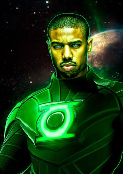 Michael B. Jordan as Green Lantern 2 in Justice League 2: Enter Braniac