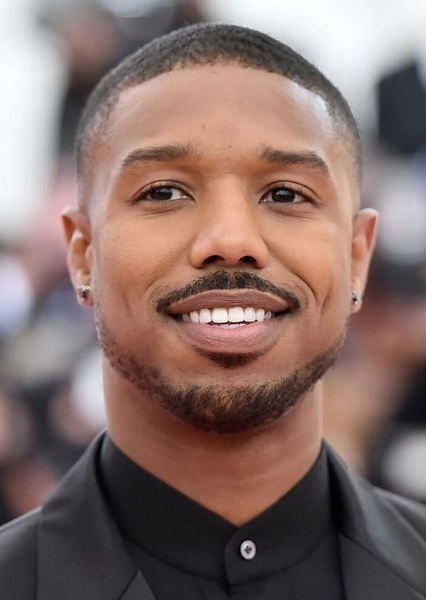 Michael B. Jordan as Al Joyner in Run Like the Wind: The  Florence Griffith Joyner Story
