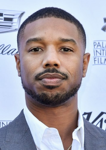 Michael B. Jordan as James Ashton in The Junior