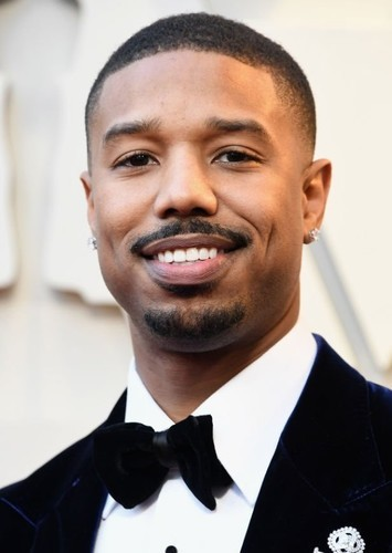 Michael B. Jordan as Cyborg in Christopher Nolan's Justice League