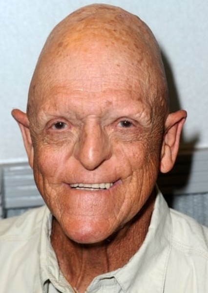 Michael Berryman as Pluto in Slash of The Titans