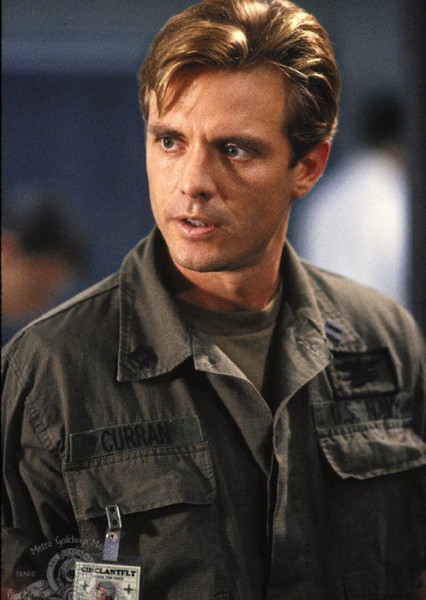 Michael Biehn as Green Lantern in Immortal DC Universe