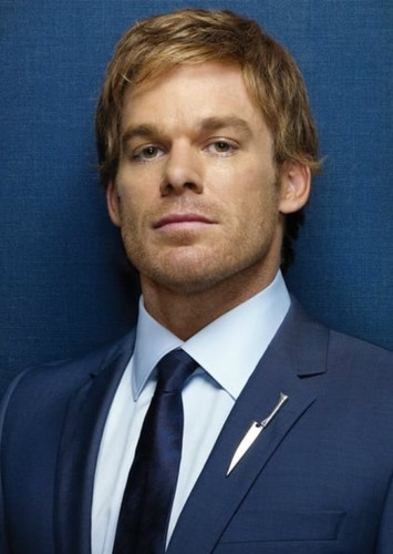 Michael C. Hall as Taylor in Fifty Shades of Grey
