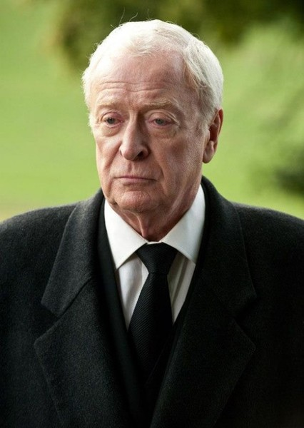 Michael Caine as Alfred Pennyworth in The Perfect Batman Movie