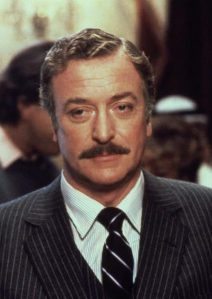 Michael Caine as Alfred Pennyworth in Joker (1981)