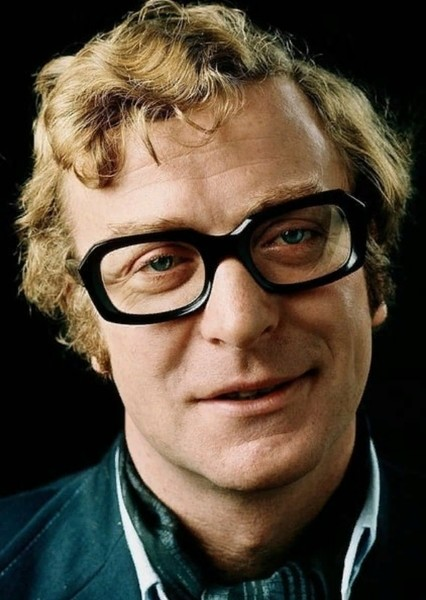 Michael Caine as Benoit Blanc in Knives Out (1989)