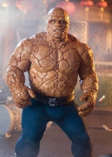 Michael Chiklis as Ben Grimm in Infinity Crisis