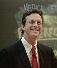 Michael Crichton as Writer in 90's Superman: My Edition