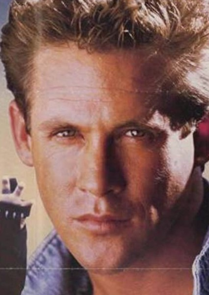 Michael Dudikoff as Iron Fist in 80's Heroes for Hire Movie
