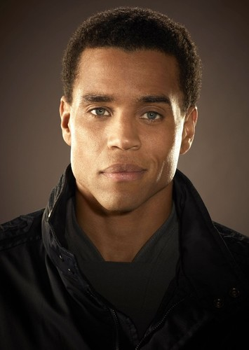 Michael Ealy as Caern Adan in Star Wars: Alphabet Squadron Trilogy