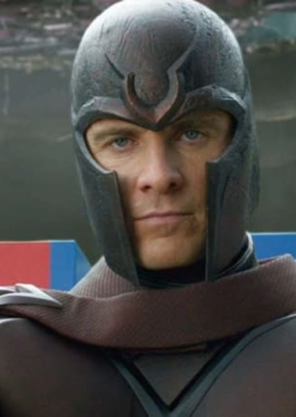 Michael Fassbender as Max Eisenhardt (Magneto) in All Superheroes and Villains (DC, Marvel, & Dark Horse Comics)