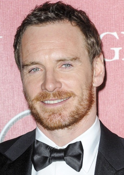 Michael Fassbender as The Jester in Owlman