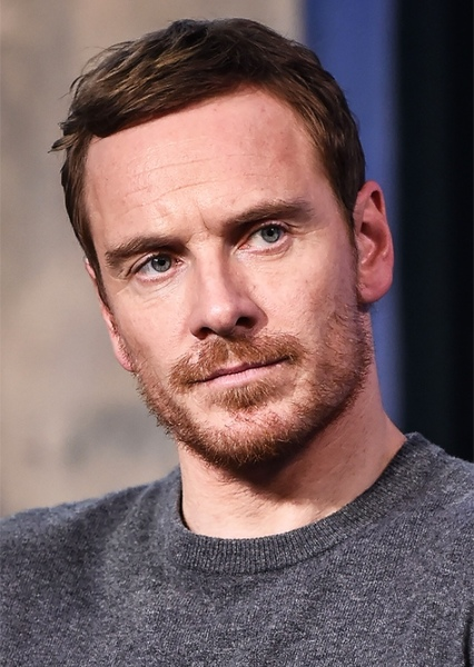 Michael Fassbender as Hector Doyle in Baki