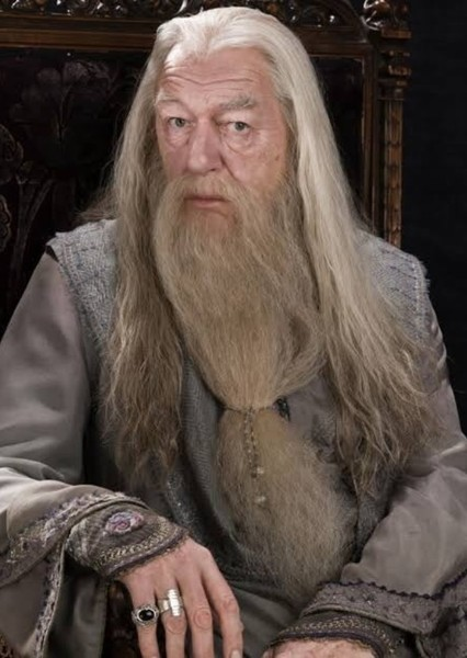 Michael Gambon as Jeremy Corbin in Cena Administration