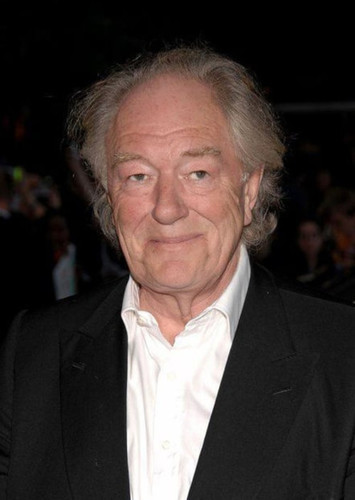 Michael Gambon as Harlam Thrombey in Knives Out (My Cast)