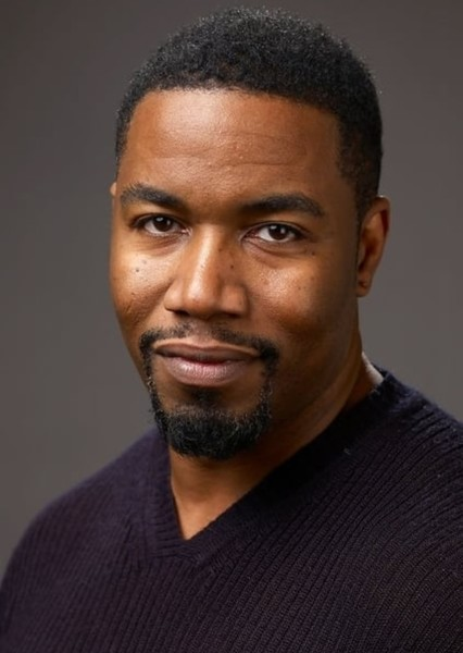 Michael Jai White as TED GRANT in Green Arrow: The Emerald Archer