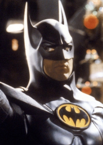 Michael Keaton as Batman in James Cameron's Justice League (1980s)