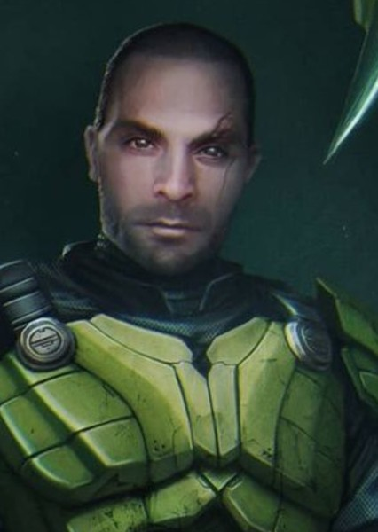 Michael Mando as Scorpion in Spider Man : The Sinister Six
