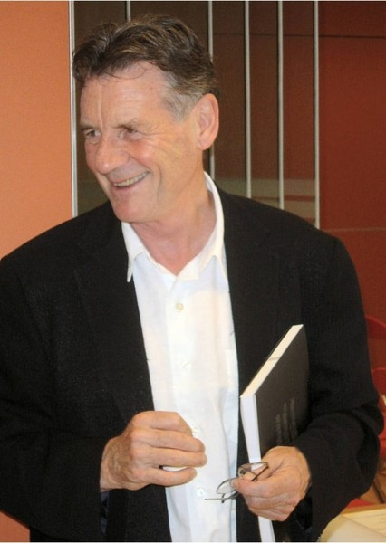Michael Palin as Toby in Thomas and Friends: The Mystery of the Golden Solar Birch