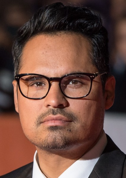 Michael Peña as Prometheus in The Rise of The Gods Season One