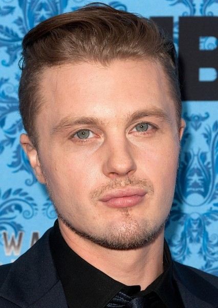 Michael Pitt as Ignatius Ogilvy in Crusader
