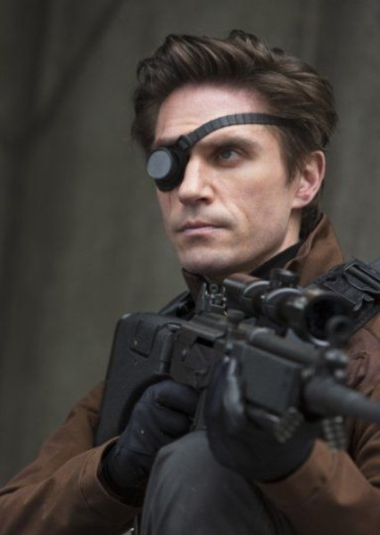 Michael Rowe as Deadshot in Justice League vs Suicide Squad