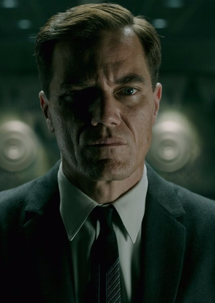 Michael Shannon as The Demon in Once Upon A Time In Gotham