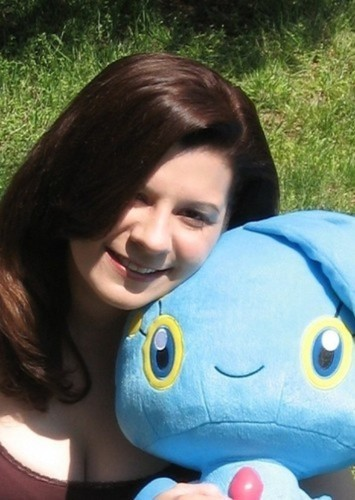 Michele Knotz as Piplup in Pokémon: Team Chaotix and the Mystery in the Water