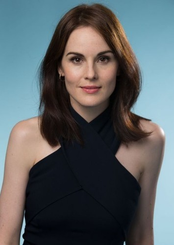 Michelle Dockery as Persephone in Return of the Titans