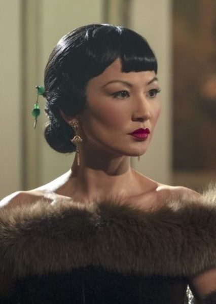 Michelle Krusiec as Shachath in American Horror Story Recast