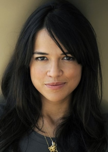 Michelle Rodriguez as Kayla Donovan in The Supers