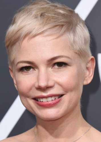 Michelle Williams as Demeter in Gods and Goddesses