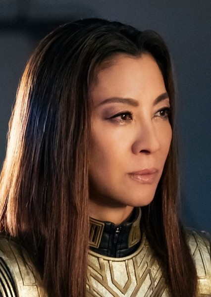 Michelle Yeoh as Aleta Ogord in Shang-Chi: And The Legend Of The Ten Rings