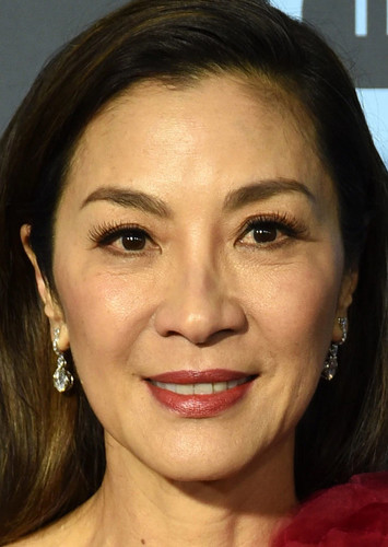 Michelle Yeoh as Michelle Chang in Tekken