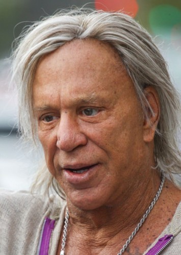 Mickey Rourke as Butch in Pulp Fiction recasted