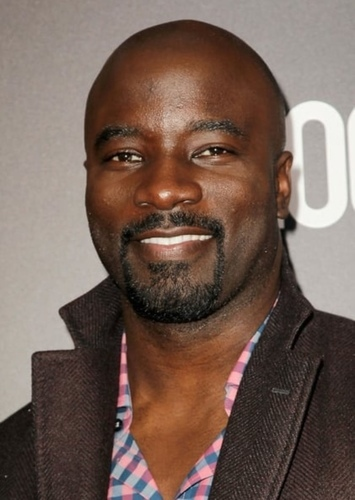 Mike Colter as Bear in Armageddon (2018)