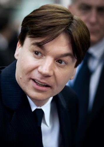 Mike Myers as Mayor Lenny Clotch in Ghostbusters