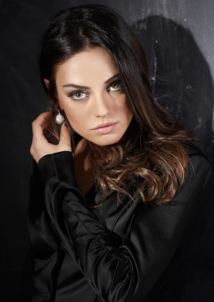 Mila Kunis as Catwoman in Batman:Holiday Knights