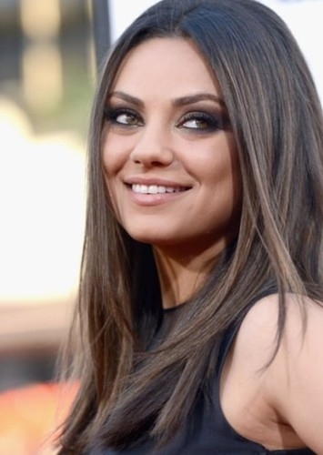 Mila Kunis as Meg Griffin in The Simpsons/Family Guy vs Asterix