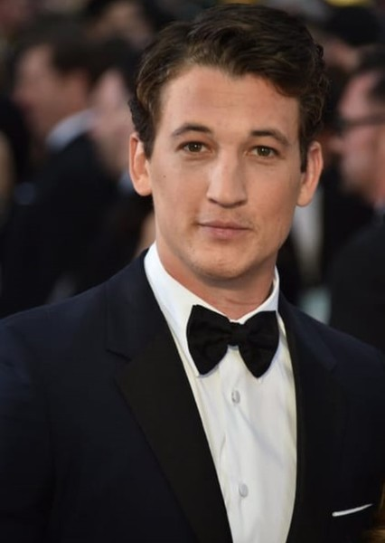 Miles Teller as Cain in Fallen too Far (Rosemary Beach Series)
