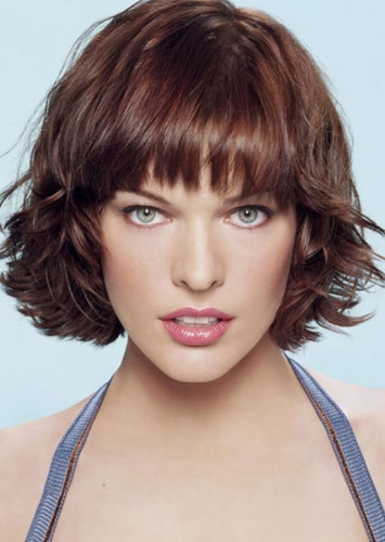 Milla Jovovich as Deathbird in Speed