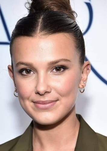 Millie Bobby Brown as Entraineur in Grease