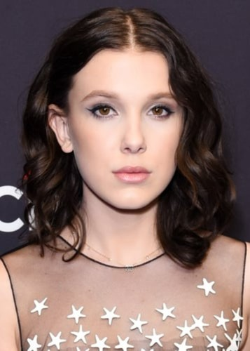 Millie Bobby Brown as Stranger Things in Face Claims Sorted by Netflix Shows and Movies