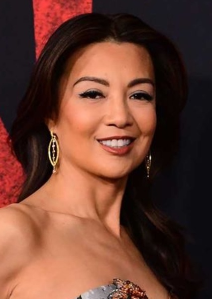 Ming-Na Wen as Mulan in Ralph Breaks the Internet princesses