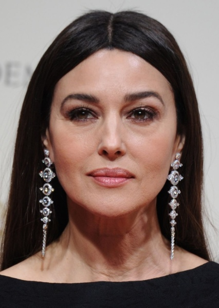 Monica Bellucci as Italy in Face Claims Sorted by Country