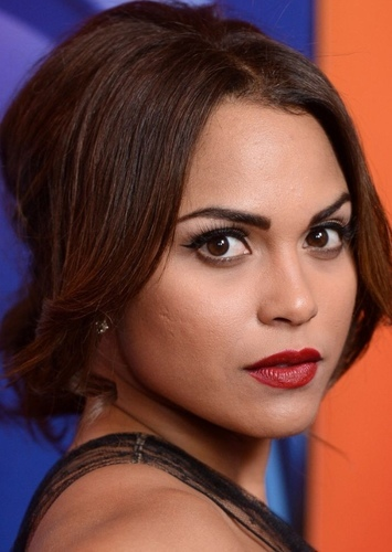 Monica Raymund as Angel in Best Friends Forever